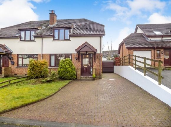 Thumbnail Semi-detached house to rent in 27 Old Mill Heights, Culcavy, Hillsborough