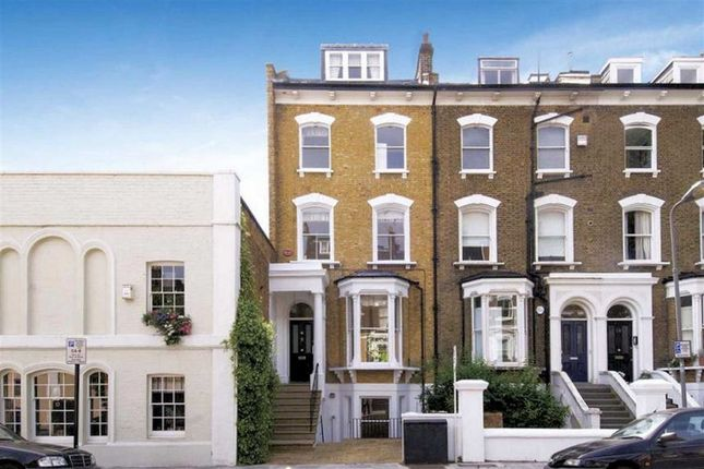 Thumbnail Terraced house to rent in Steeles Road, London