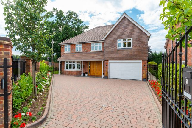 Thumbnail Detached house for sale in The Drive, Ickenham, Uxbridge