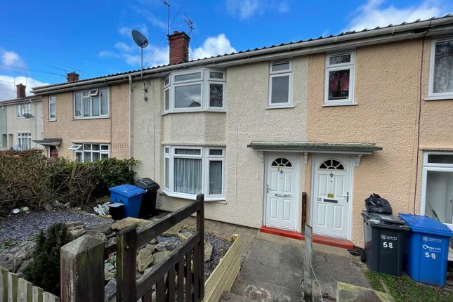 3 bed terraced house to rent in Brightwell Road, Norwich NR3