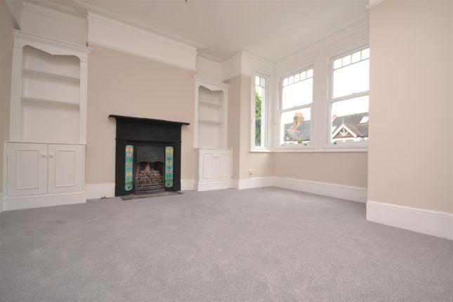 Thumbnail Maisonette to rent in Sidney Road, St Margarets, Twickenham