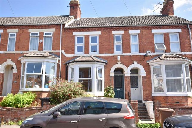 2 bed terraced house to rent in St. Barnabas Street, Wellingborough NN8