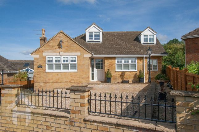 Thumbnail Detached bungalow for sale in Miltons Way, Wootton Bassett, Swindon