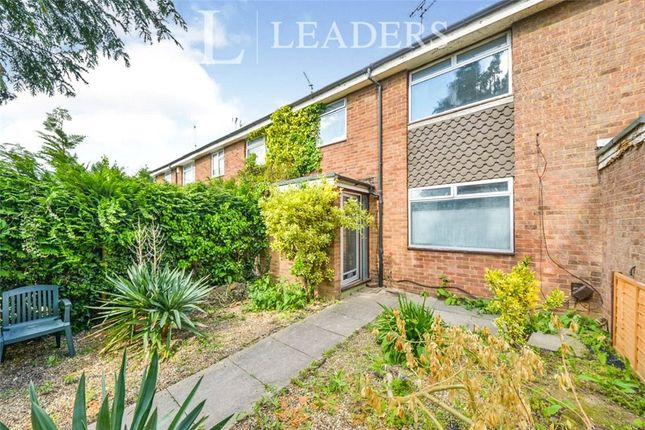 Thumbnail Terraced house for sale in Ely Close, Hatfield