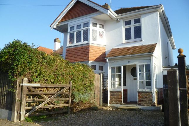 Thumbnail Detached house to rent in Marshall Avenue, Bognor Regis