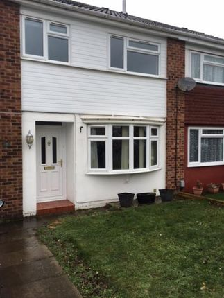 Thumbnail Semi-detached house to rent in Blake Close, Rugby