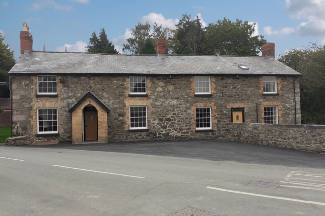 Thumbnail Barn conversion to rent in Llansilin, Oswestry