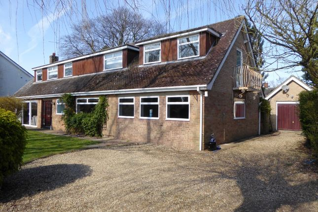 Thumbnail Detached house for sale in St Andrews Lane, Congham - Kings Lynn