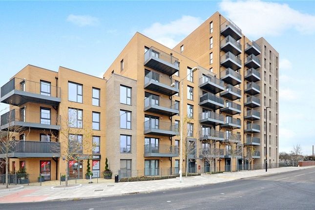 Thumbnail Flat for sale in Colne House, Manor Place, Feltham