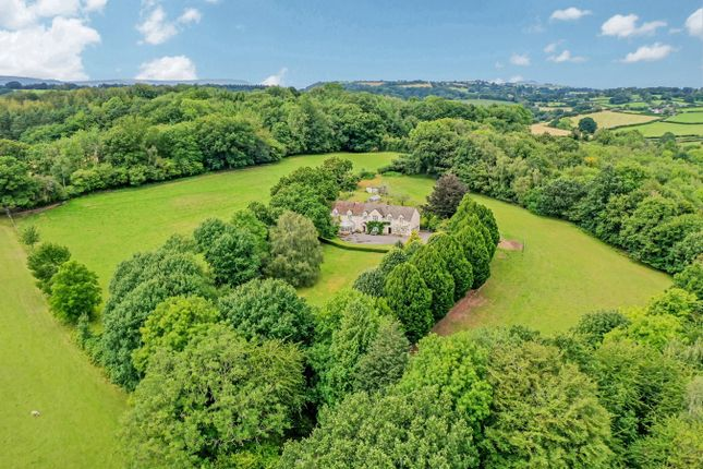 Thumbnail Detached house for sale in Monmouth Road, Gwehelog, Usk