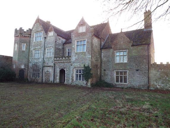 Thumbnail Detached house for sale in Fincham, Kings Lynn, Norfolk