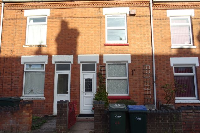 Thumbnail Terraced house to rent in King Richard Street, Coventry