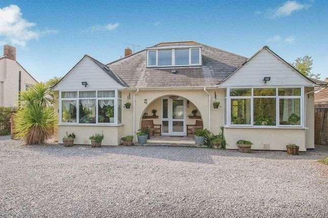 Thumbnail Detached house for sale in Sand Road, Kewstoke, Weston-Super-Mare