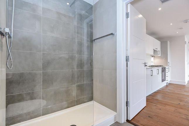Bathroom of Pechiney House, The Grove SL1