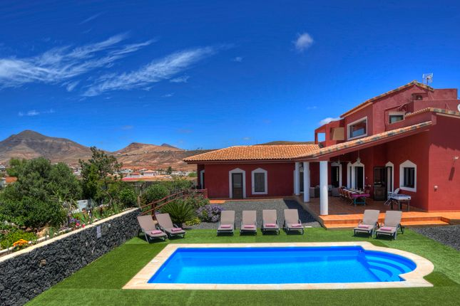 Thumbnail Villa for sale in Camino De La Placeta 61, 35613 Tetir, Puerto Del Rosario, Fuerteventura, Canary Islands, Spain