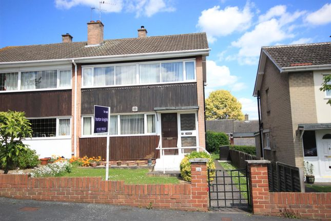 Thumbnail Property for sale in Walsham Drive, Cusworth, Doncaster