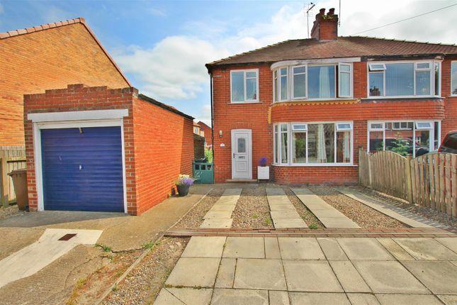 Thumbnail Semi-detached house for sale in Maudon Grove, Norton, Malton