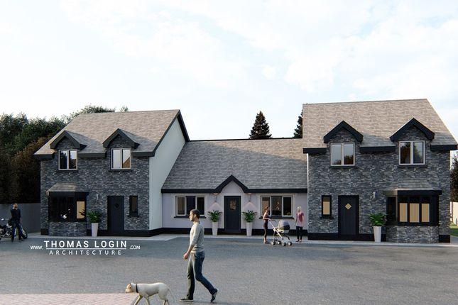 Thumbnail Cottage for sale in Clos Y Fedw, Rhydargaeau, Carmarthen