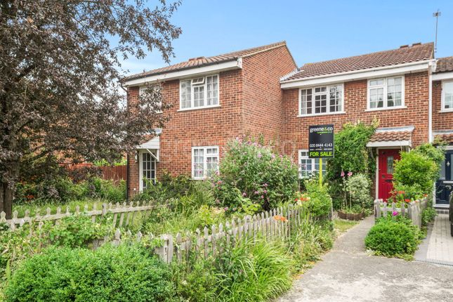 Thumbnail Terraced house for sale in Poplar Grove, Friern Barnet, London