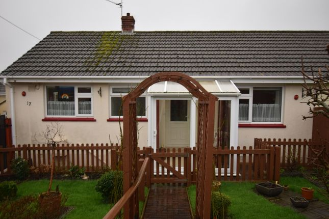 2 bed bungalow for sale in Chanters Hill, Barnstaple EX32