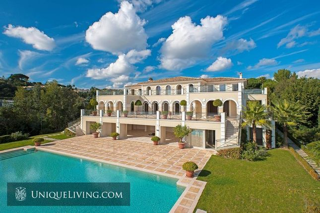 Thumbnail Villa for sale in Super Cannes, Cannes, French Riviera