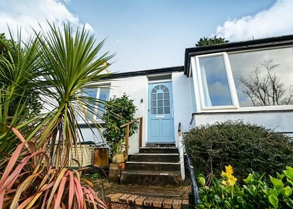 Thumbnail Bungalow for sale in Shaldon, Teignmouth, Devon