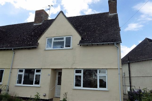 Thumbnail Semi-detached house to rent in Bathurst Road, Cirencester