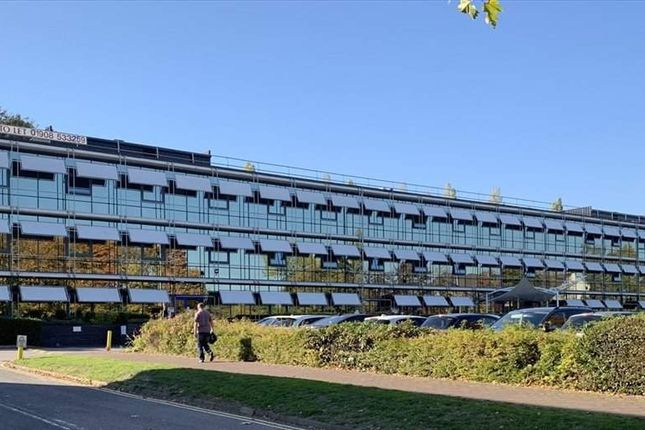 Thumbnail Office to let in Sherwood Drive, Bletchley, Milton Keynes