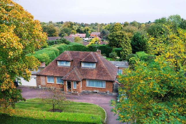 Thumbnail Detached bungalow for sale in Farm Lane, Ashtead