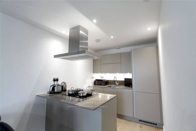 Thumbnail Flat to rent in Azure Building, Stratford, London