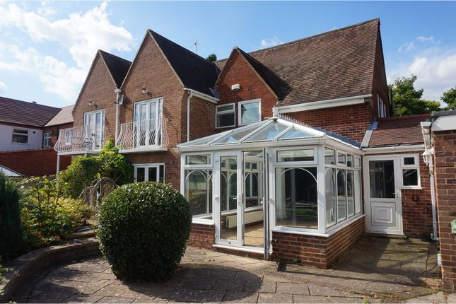 Thumbnail Detached house for sale in Manthorpe Road, Grantham