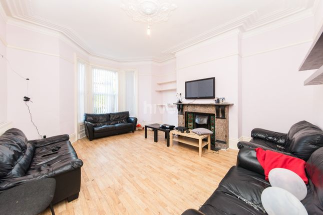 Thumbnail Terraced house to rent in Grosvenor Place, Jesmond, Newcastle Upon Tyne