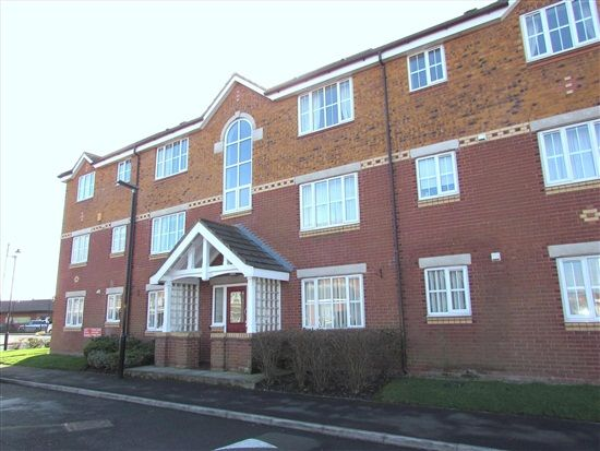 Thumbnail Flat for sale in Bayside, Fleetwood