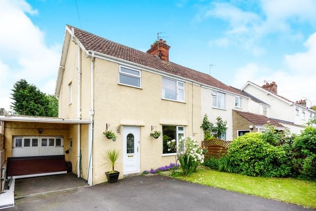 Thumbnail Semi-detached house for sale in Rossiters Road, Frome