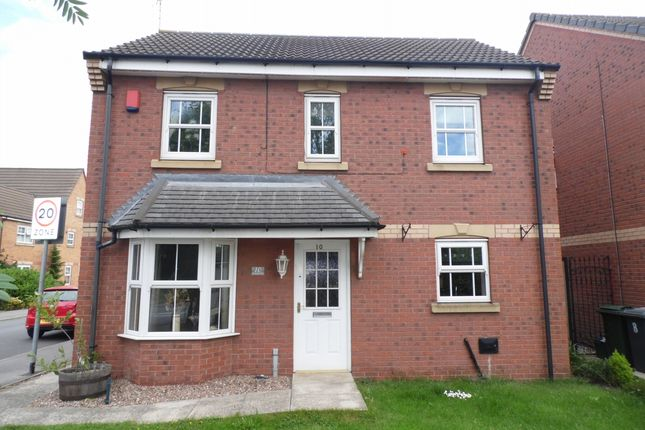 Thumbnail Detached house to rent in Nunnington Way, Kirk Sandall, Doncaster