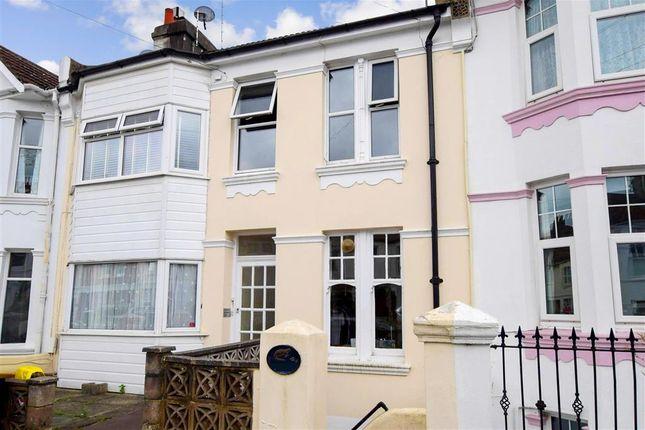 Front Elevation of Gordon Road, Brighton, East Sussex BN1