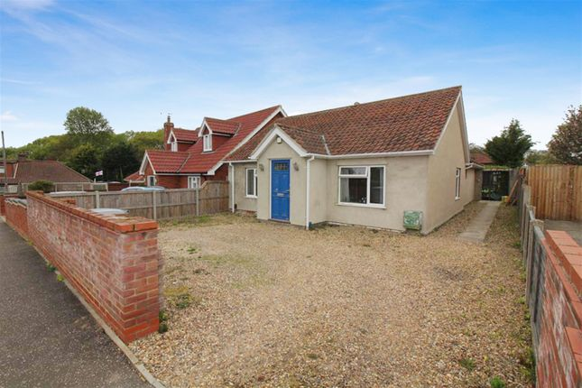 Thumbnail Bungalow for sale in Harlington Avenue, Norwich