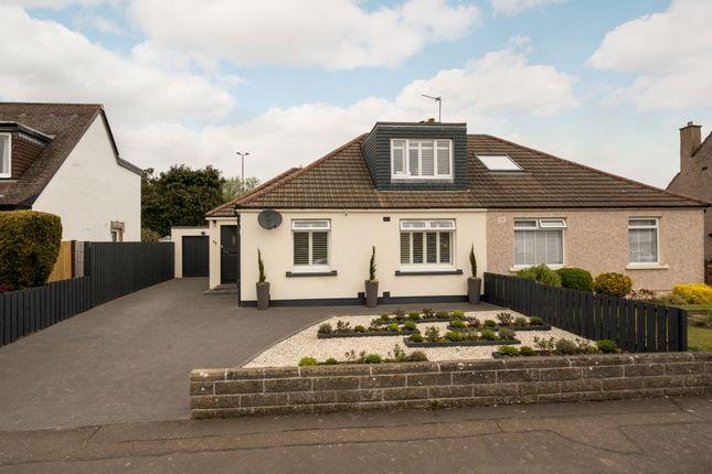 Thumbnail Semi-detached bungalow for sale in 48 North Gyle Loan, Edinburgh