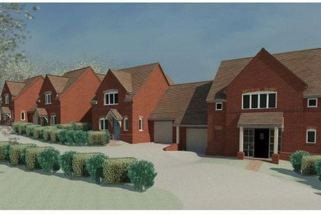 Thumbnail Detached house for sale in Mayles Lane, Knowle, Hampshire