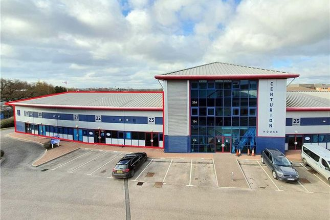 Thumbnail Office to let in 19-23 Centurion House, Anson Court, Staffordshire Technology Park, Stafford, Staffordshire