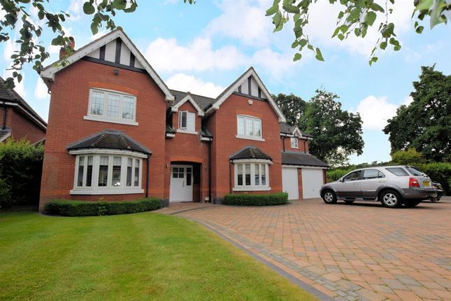 Thumbnail Detached house for sale in Streetsbrook Road, Solihull