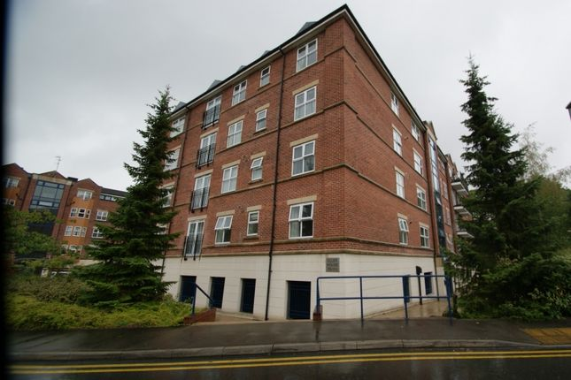Thumbnail Flat to rent in Carisbrooke Road, Headingley, Leeds