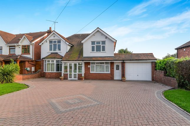 Thumbnail Detached house for sale in Sundial Lane, Great Barr, Birmingham