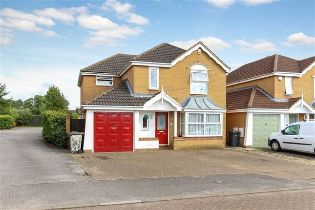 Thumbnail Detached house for sale in The Maltings, Leighton Buzzard