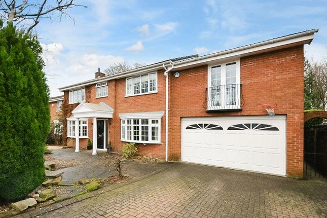 Thumbnail Detached house for sale in 9 Manor Court, Preston