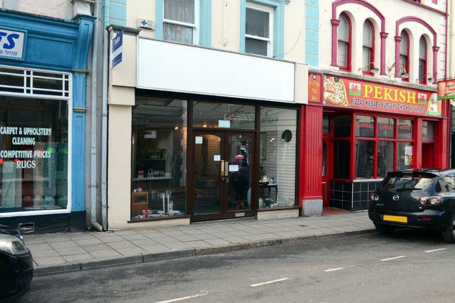 Thumbnail Retail premises to let in High Street, Pwllheli, Pen Llyn, Lleyn Peninsula, North West Wales