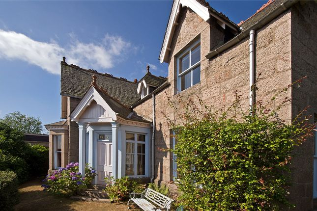 Thumbnail Detached house for sale in Rowanbank, Station Square, Aboyne, Aberdeenshire