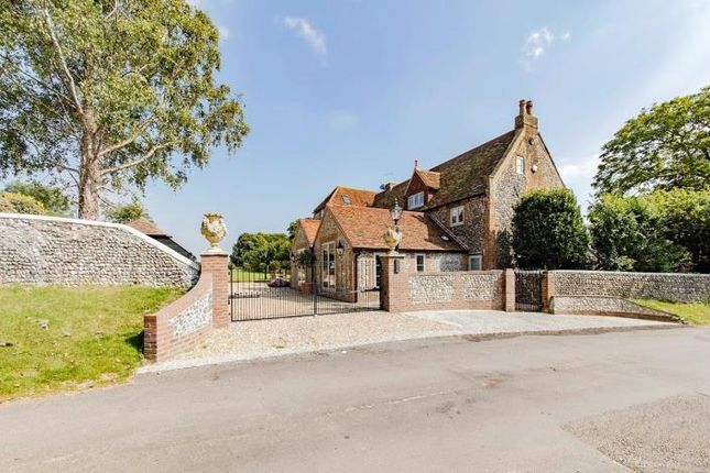 Thumbnail Detached house for sale in Cote Street, Worthing, West Sussex