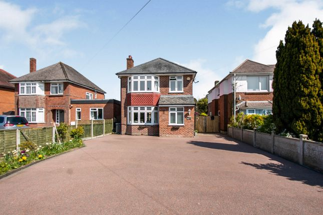 Thumbnail Detached house for sale in Wallisdown Road, Bournemouth