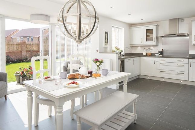 """Thumbnail Detached house for sale in """"Simonstone"""" at Mitton Road, Whalley, Clitheroe"""